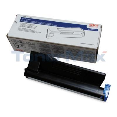OKIDATA B420 TYPE B1 TONER CART BLACK 10K
